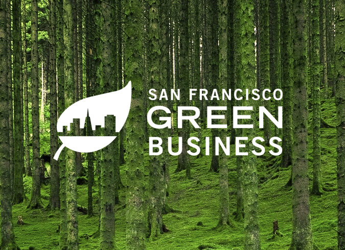 We are a San Francisco Green Catering Company.