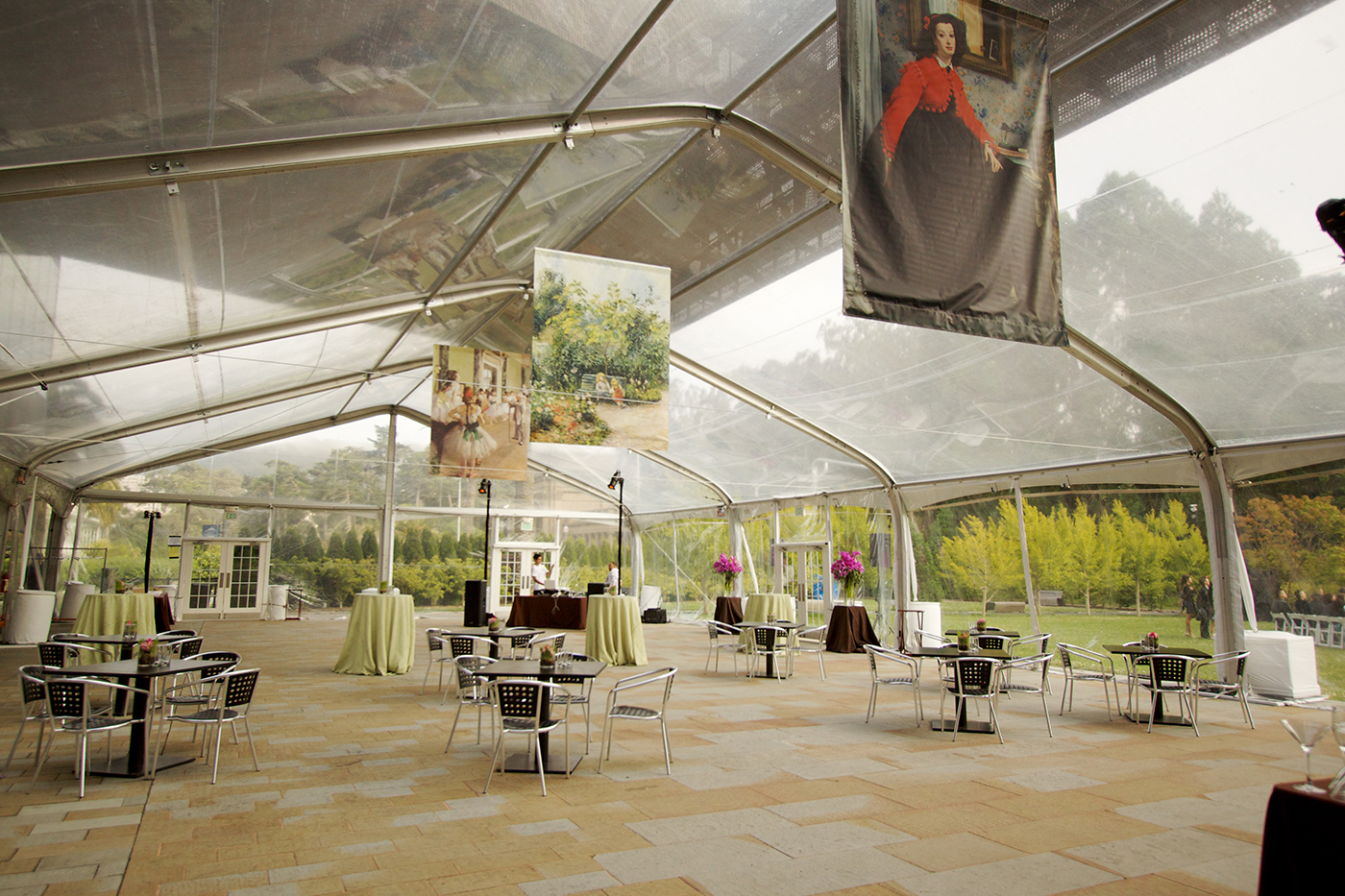Corporate Catering In San Francisco De Young Museum Events