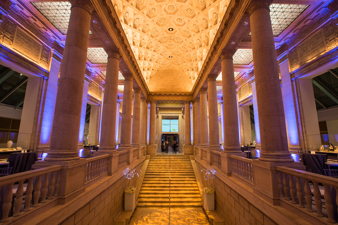 Asian art museum weddings top caterers in san francisco for Museum craft design san francisco