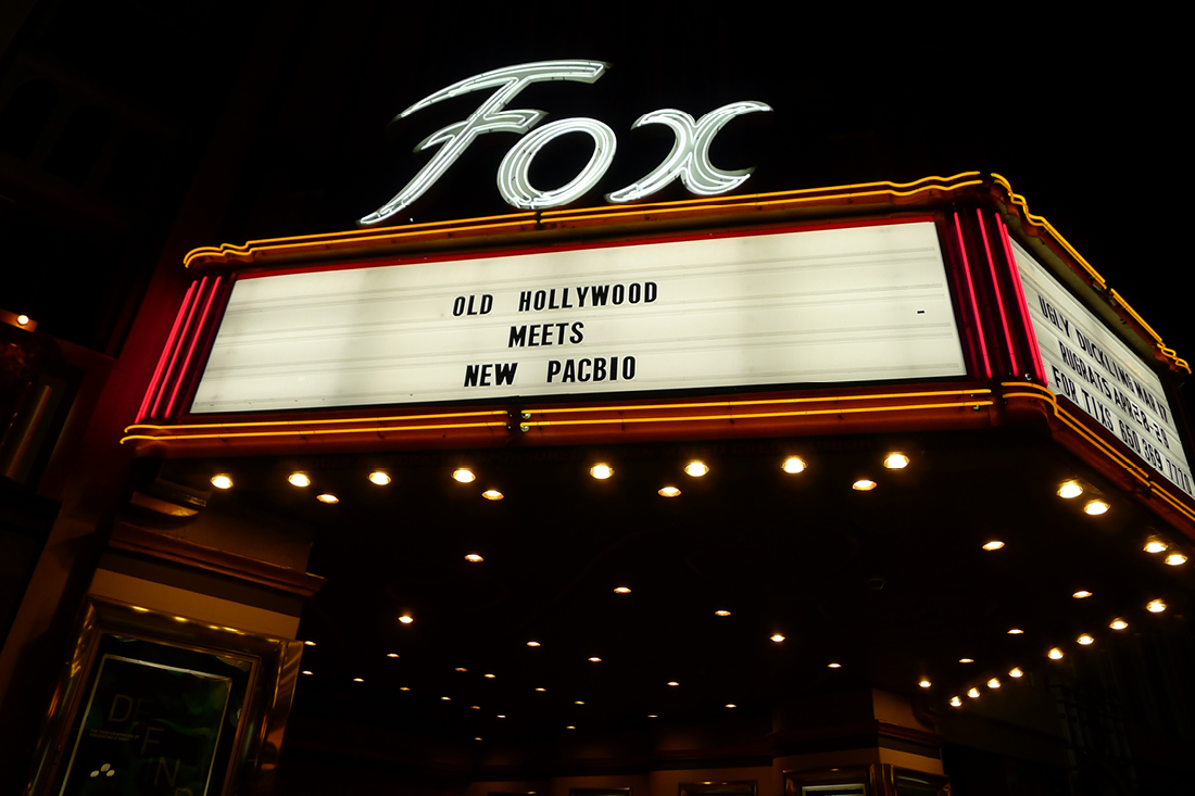 Fox Theater Redwood City