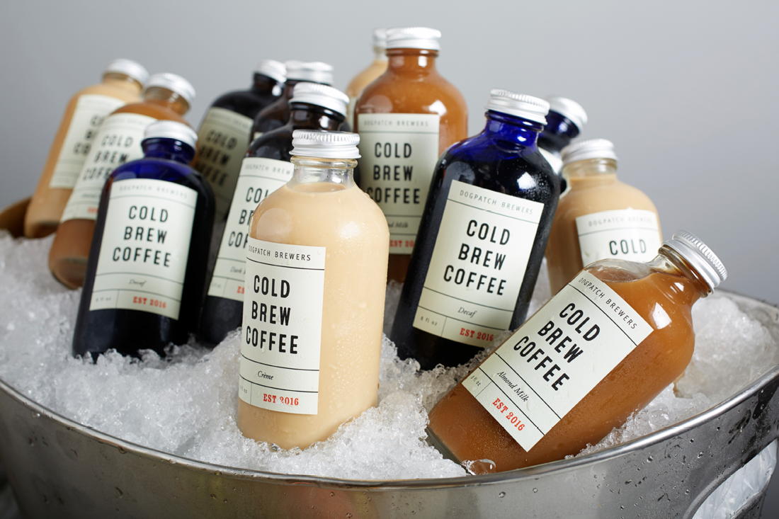 Iced Coffees from Dog Patch Brewers