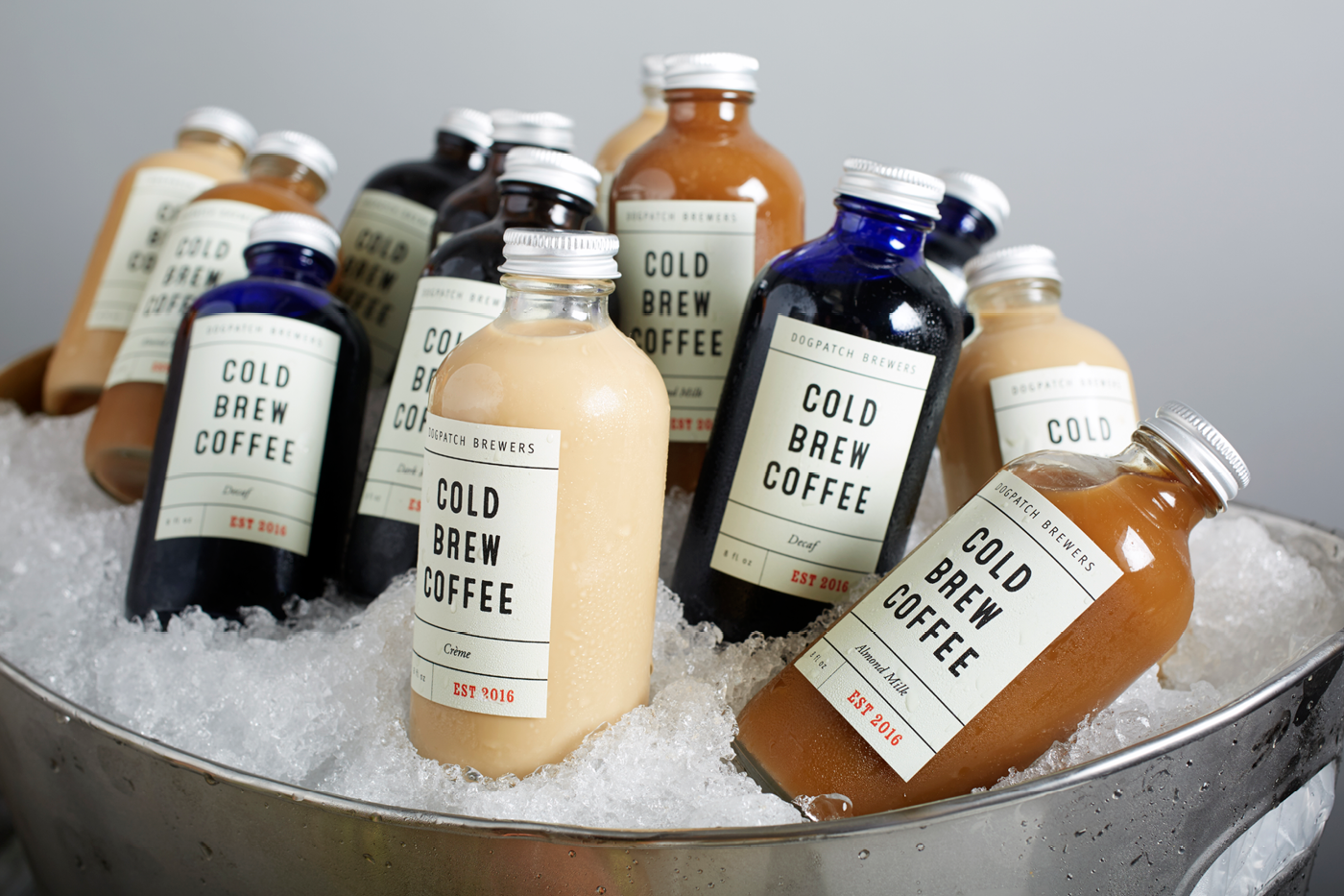 Dogpatch Brewers Cold Brew Coffees